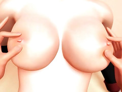Sexy Tifa lockheart sex 3D animation